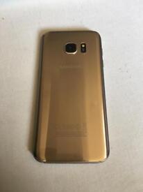 SAMSUNG Galaxy s7 32gb Unlocked Gold boxed
