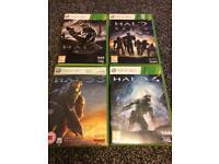 Halo bundle Xbox