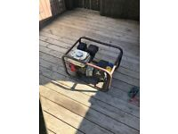 Honda GX200 Petrol Generator (Needs to go! Read description)