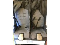 Mountain Buggy Duet (with baby cot) (used)