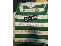 Signed football tops for sale