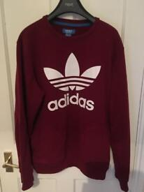 Adidas men's size medium sweatshirt