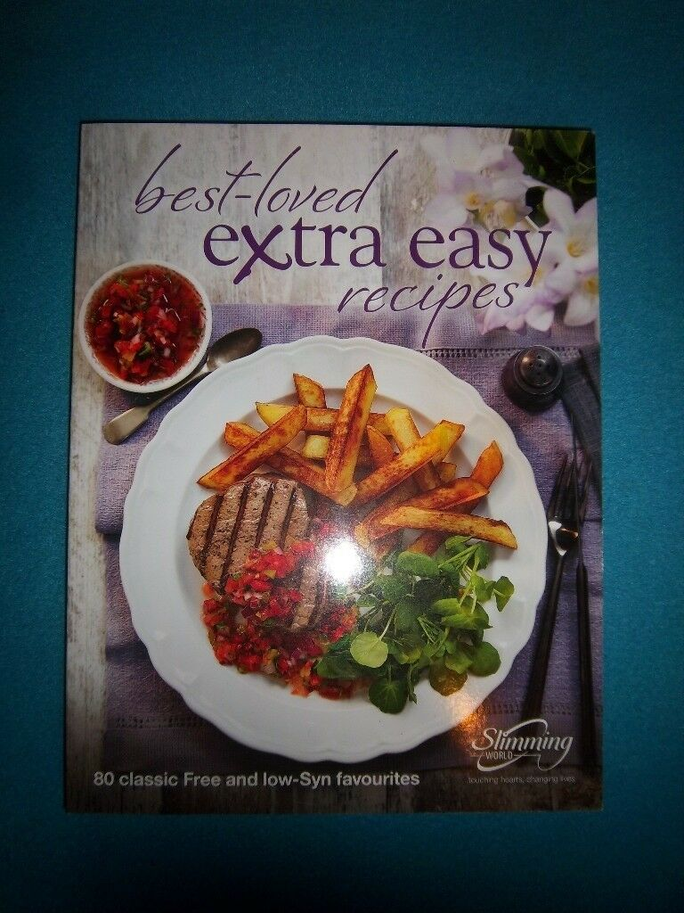 Slimming world best loved extra easy recipes book ip1 in ipswich slimming world best loved extra easy recipes book ip1 forumfinder Choice Image