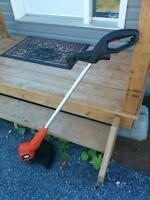 Black and Decker whipper snipper