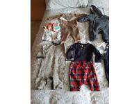 Mixed baby boy clothing bundle