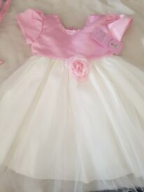 BNWT baby girls dress 3 - 6 months
