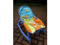 Fisher-Price rocker and chair