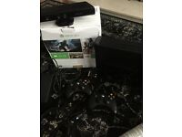 AS NEW X BOX 360 AND CONNECT BOXED