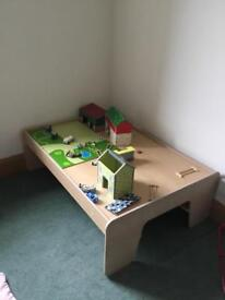 Children's large play table