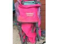 Karrimore alpiniste 60-80 rucksack
