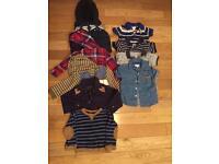 Boys 9-12 month clothes bundle