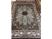 BrownThick Carpet Rug