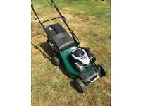 Atco 18s Self Propelled Petrol lawnmower