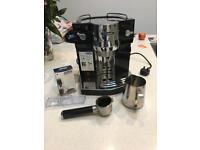 DeLonghi EC820B Coffee Machine