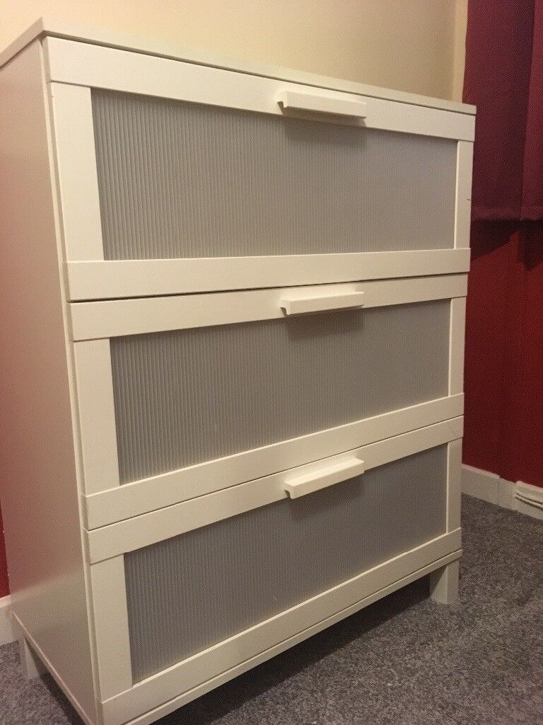 IKEA chest of drawers still for sale due to time waster