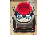 Baby : 2 in1 baby walker rocker