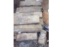 edging slabs scrap metal poles swivel chair porcelain black tilesx4
