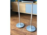 Bang & Olufsen Beolab 3 floor stands in excellent condition.