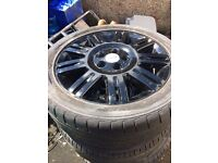 ford transit connect wheels 17in