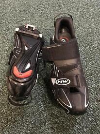Northwave triathlon shoes
