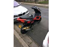 Gilera runner 172 reg as 125 *BARGAIN*