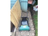 Handmower Lawnmower - almost new BARGAIN!