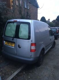Volkswagen Caddy 2006 Automatic