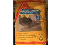 SikaLevel-25 self levelling compound 2 full bags