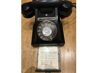Bakerlite phones