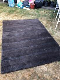 Dark rug for sale