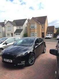 Ford Focus St-line 5 Door Hatchback 1.5L Petrol