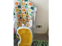 Very good condition high chair