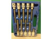 Multi Spline Socket Set