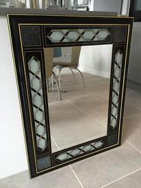 Mirror. Large decorative mirror.