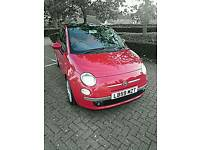 Special Edition FIAT 500 MULTIJET LOUNGE