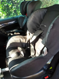 MaxiCosi IsoFix car seat