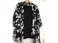Ladies Ann Harvey Top and jacket