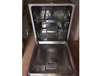 *Built in* Bosch aquastar 6.5l dishwasher**