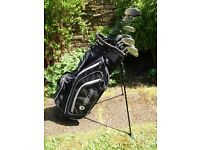 Great Set Of Right Handed Golf Clubs. . .