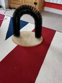 Cat Groomer Bristle loop