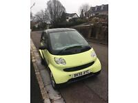 SMART CAR PULSE 2006 low mileage 46000