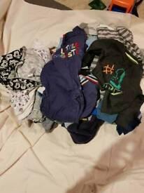 12-18 boys clothes bundle