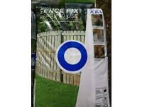 Fence Fix / postcrete cement