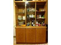 Display cabinet £10. Collection only.