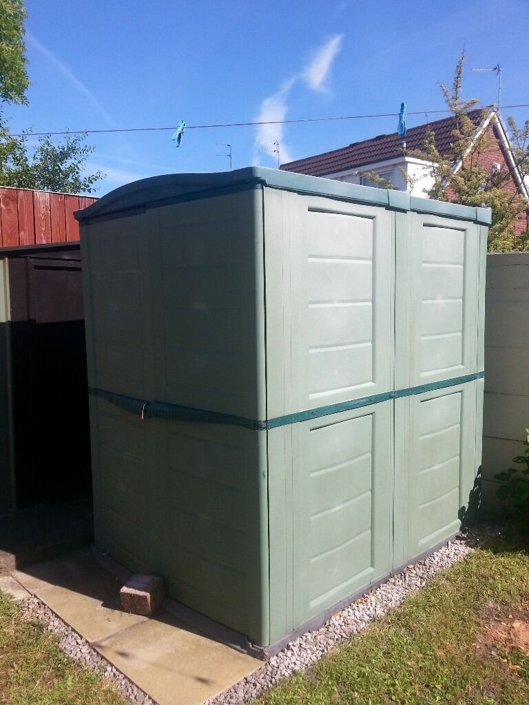 green garden shed - Garden Sheds Haydock