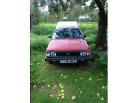 Subaru Brat Pickup