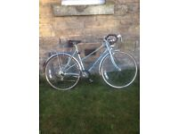 Vintage Peugeot Road Bike for Sale ( ladies frame )