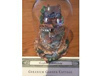 NEED GONE ASAP 7x Collectible Franklin Mint Cottages