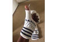 Genuine Tottenham Hotspurs Gloves / Mittens