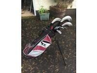Age 12-14 Wilson Golf Clubs